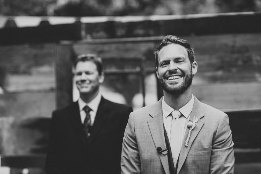 Handcrafted Bates Nut Farm Wedding – Photo by Let's Frolic Together