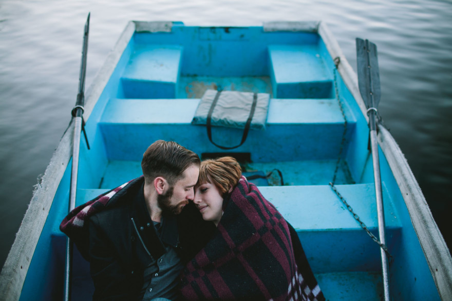 Loveboating at the Lake – Photo by Let's Frolic Together