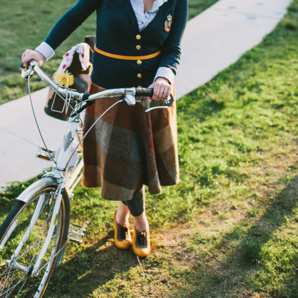 The San Diego Tweed Ride