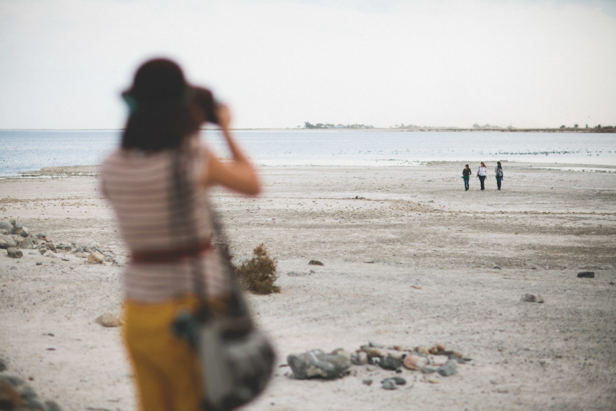 Fishbones & Film at the Salton Sea – Photo by Let's Frolic Together