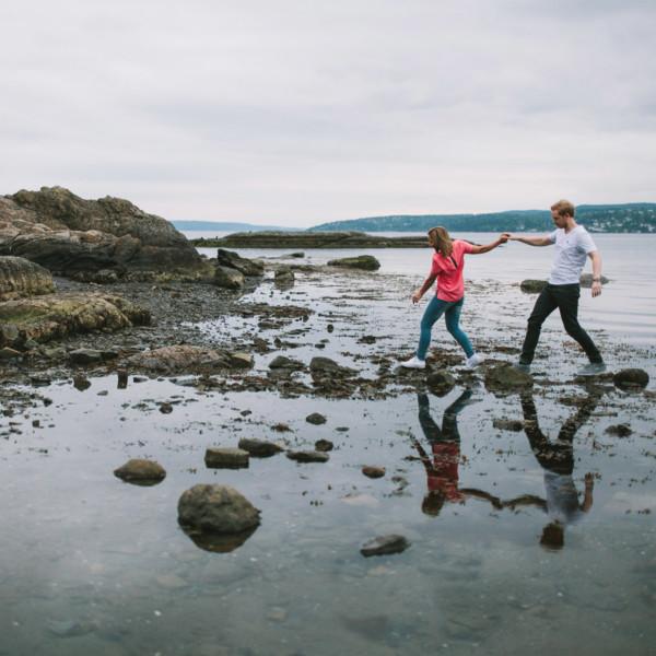 Norwegian Love at the Fjord