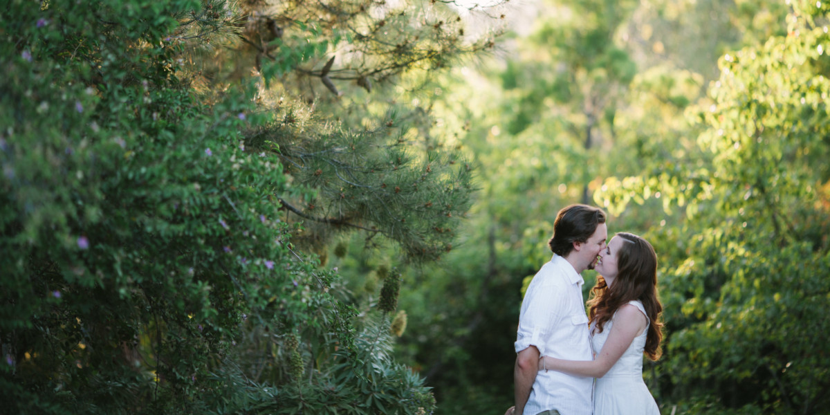 An All-Natural Garden Love Story – Photo by Let's Frolic Together