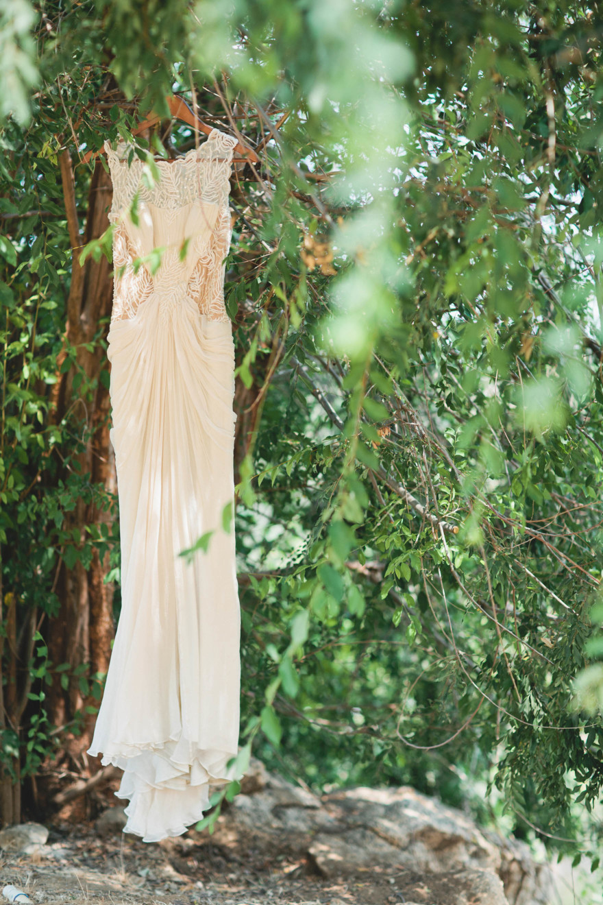 Tender Vintage Woodland Nuptials – Photo by Let's Frolic Together