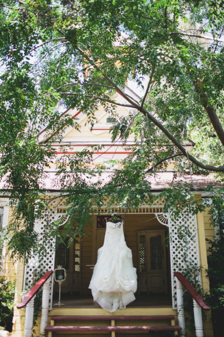 Vintage School house Wedding – Photo by Let's Frolic Together
