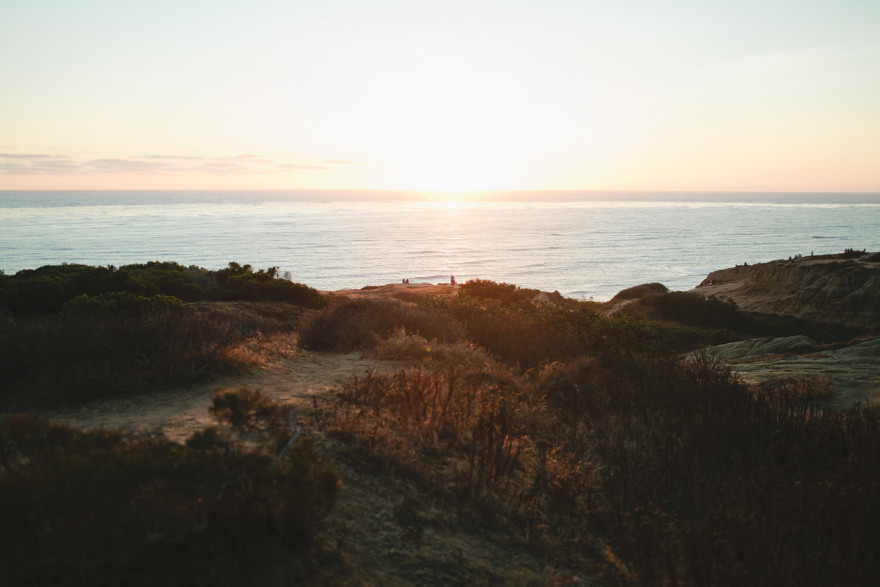 When The Sun Begins to Set – Photo by Let's Frolic Together