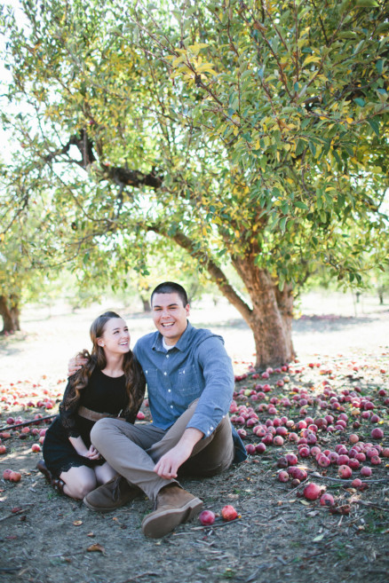 An Autumnal Day at the Orchard – Photo by Let's Frolic Together