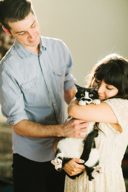 Love! Inspired By… Cats! – Photo by Let's Frolic Together