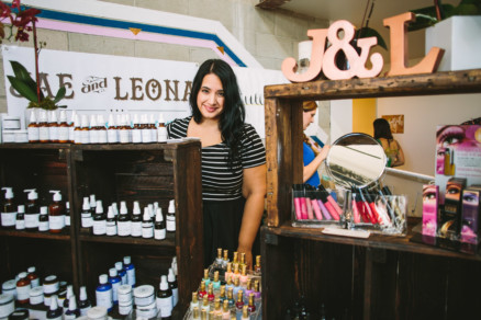 Maker's Arcade San Diego Craft Fair – Photo by Let's Frolic Together