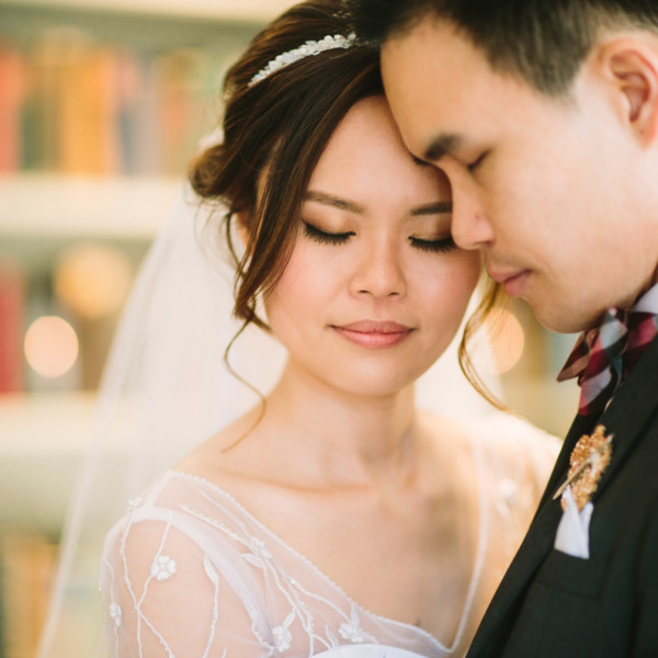 Handcrafted Magical Harry Potter Wedding