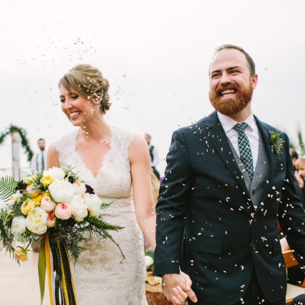 Misty Surf & Sand Resort Wedding