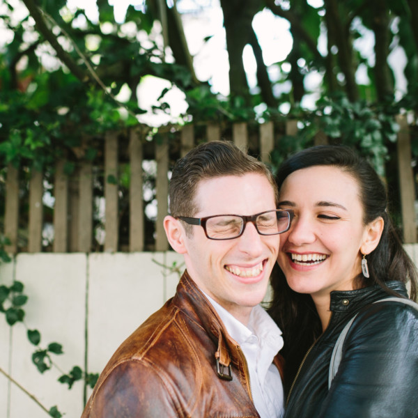 Swoony San Francisco Urban Engagement – Photo by Let's Frolic Together