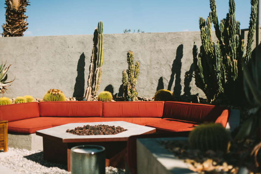Desert Dream at Hotel Lautner – Photo by Let's Frolic Together