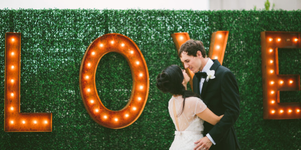 Art Deco Wedding at the Oviatt