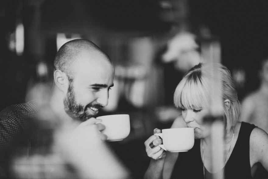 Coffee, History, & Cuties: True Love – Photo by Let's Frolic Together