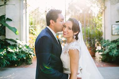 LA Fiesta Wedding
