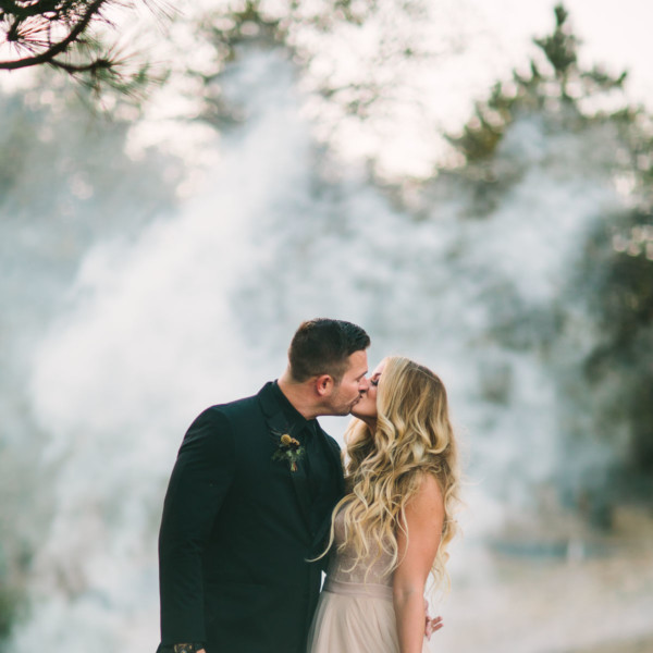 Spellbound Moody Wedding Inspiration