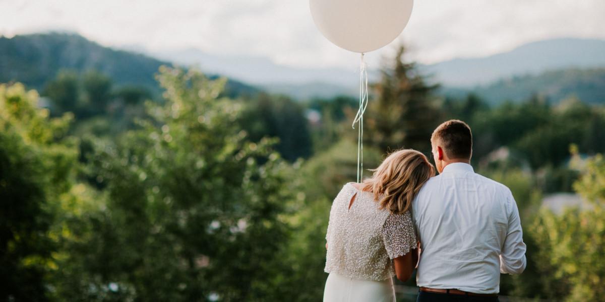 Tender Colorado Wedding Fiesta
