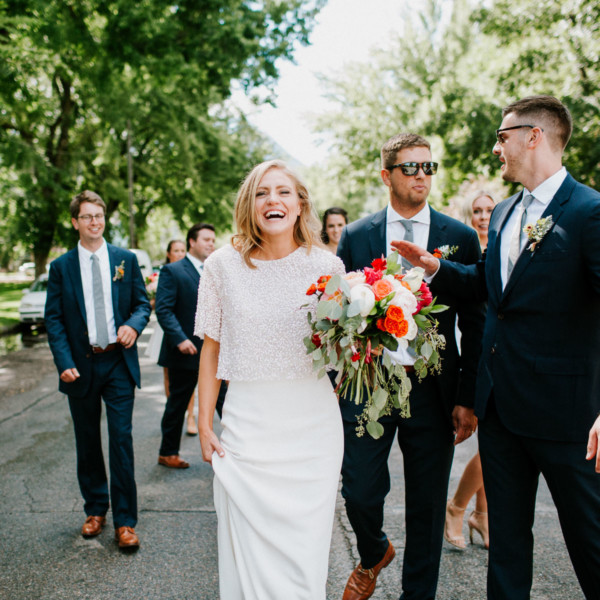 Tender Colorado Wedding Fiesta