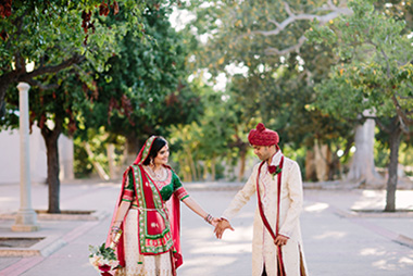 Romantic Indian Wedding Session