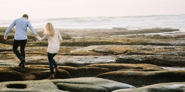 A Tidepool Love Adventure – Photo by Let's Frolic Together