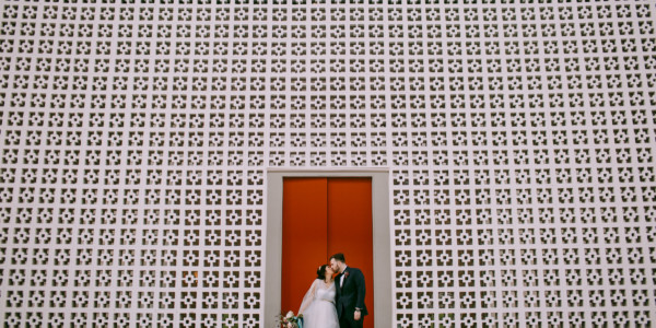 Tender Parker Palm Springs Wedding