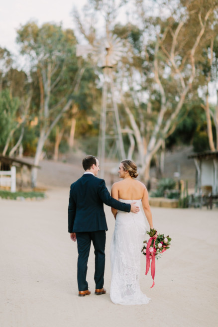 Boho Rustic Leo Carrillo Wedding – Photo by Let's Frolic Together