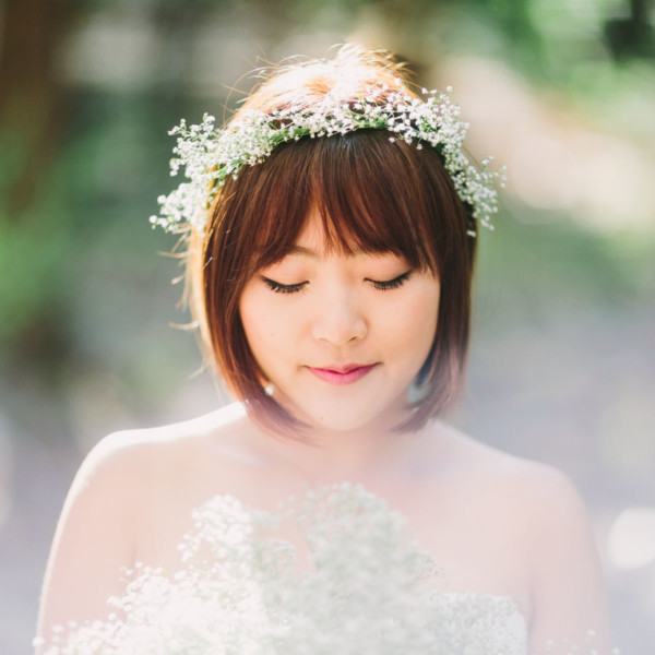 A Redwoods Fairytale Wedding