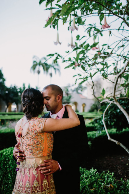 Colourful Indian Wedding Portraits – Photo by Let's Frolic Together
