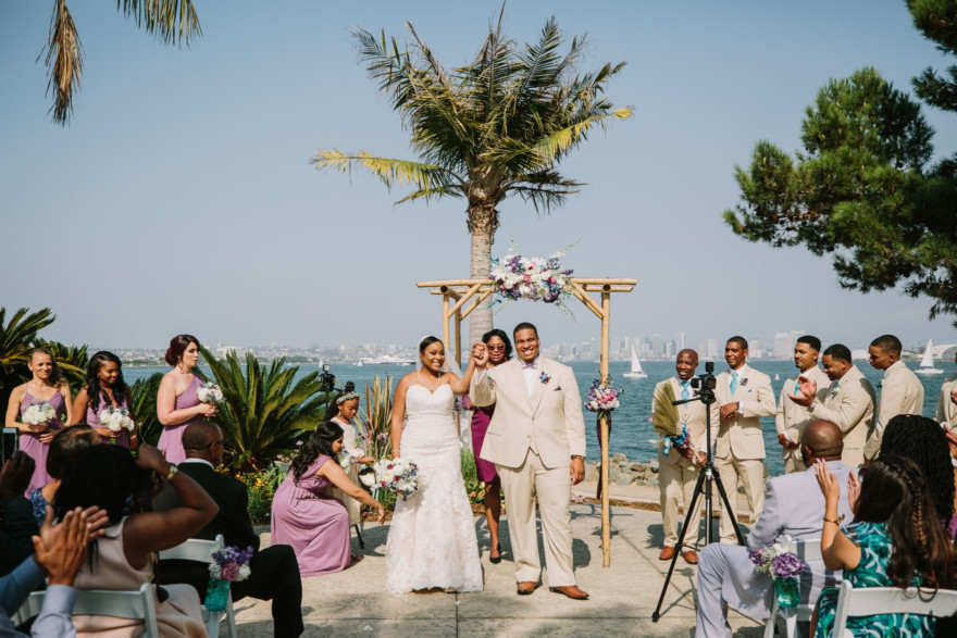 A Tropical Shelter Island Lovefest – Photo by Let's Frolic Together