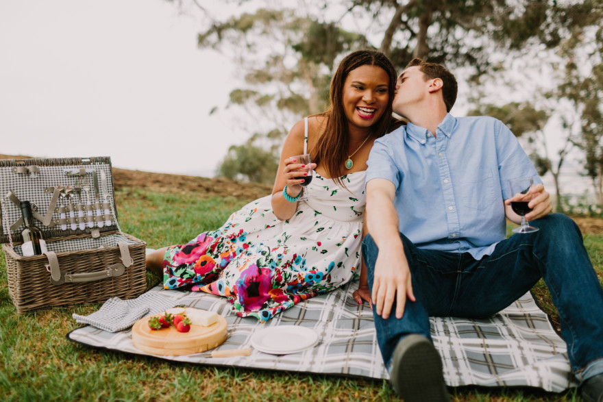 A Playful Picnic in the Park – Photo by Let's Frolic Together