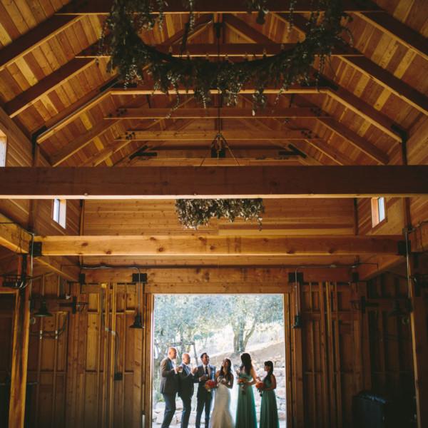 Autumnal Romantic Wedding Dreams