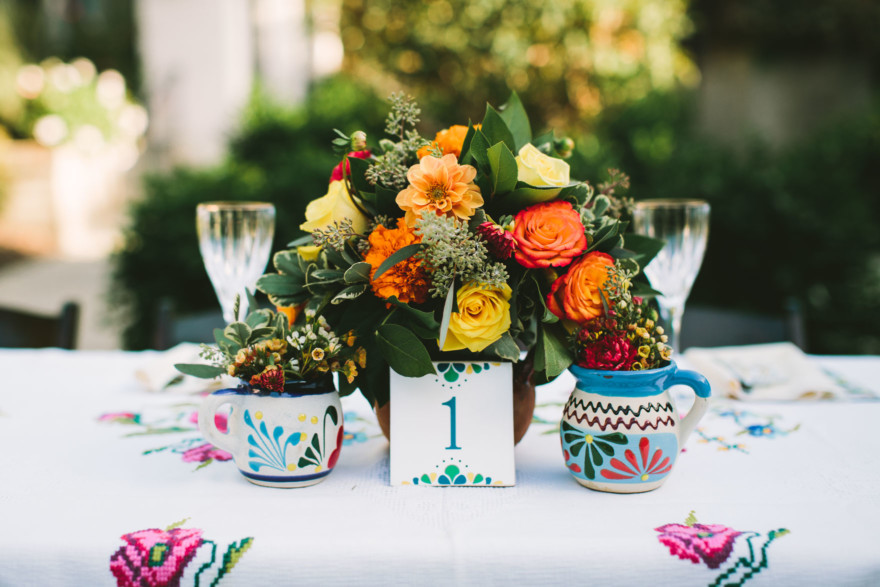 Garden Feels Fiesta – Photo by Let's Frolic Together