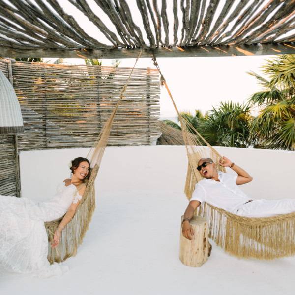 Tropical Jungle Tulum Wedding