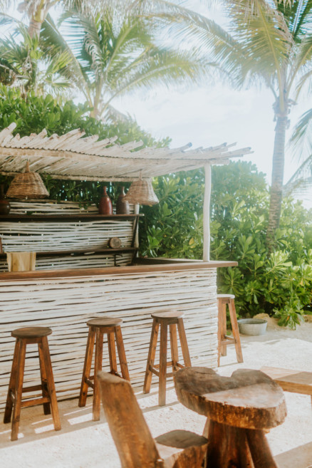 Tropical Jungle Tulum Wedding – Photo by Let's Frolic Together