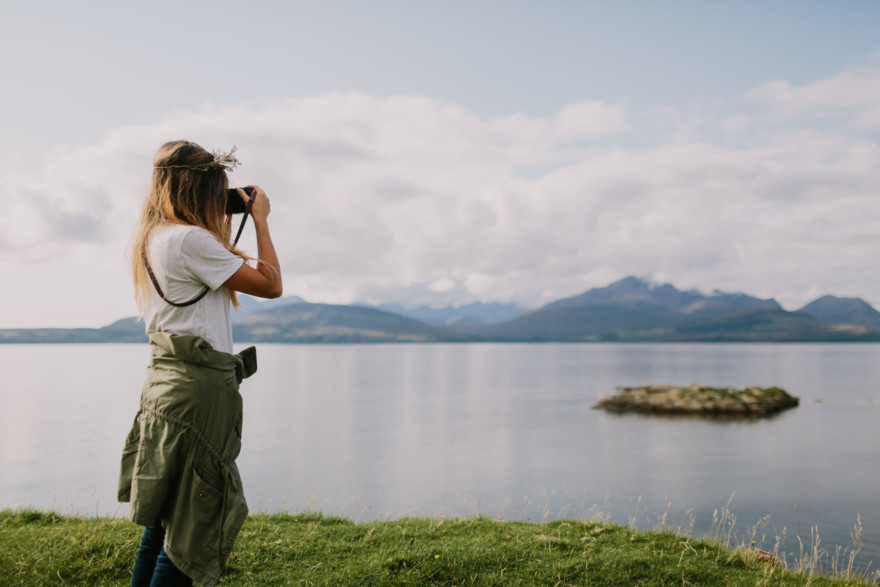 Scottish Highlands Adventure – Photo by Let's Frolic Together