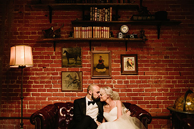 Candlelit Wedding at Carondelet House