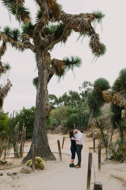 Cactus Snuggles and Silliness – Photo by Let's Frolic Together