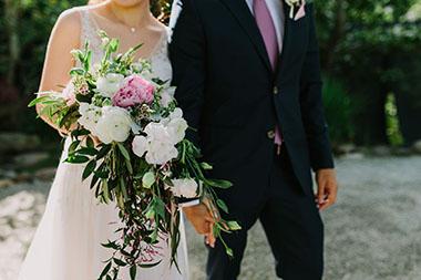 NorCal Japanese Garden Wedding