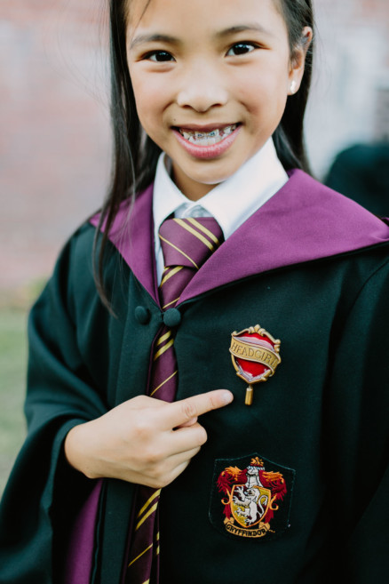 Harry Potter Family Portraits – Photo by Let's Frolic Together