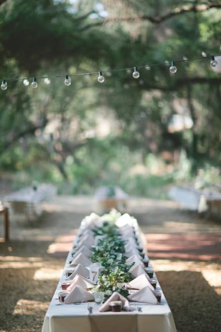 Tender Vintage Woodland Nuptials – Photo by Let's Frolic Together