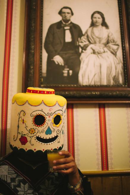 Dia De Los Legouertos – Photo by Let's Frolic Together