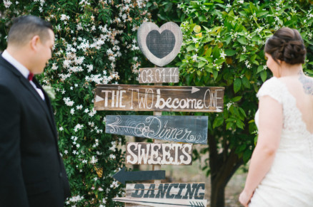 Sweet Love in the Orange Groves – Photo by Let's Frolic Together
