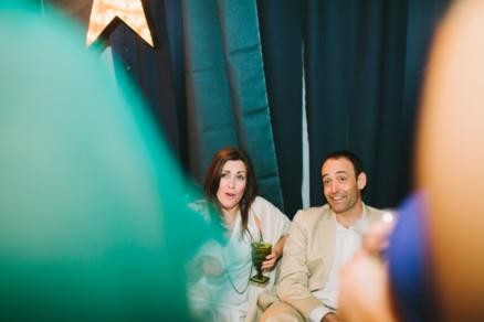 A Moonrise Kingdom Wedding at Moniker – Photo by Let's Frolic Together