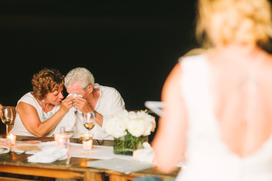 Intimate Rustic Mexican Beach Wedding – Photo by Let's Frolic Together