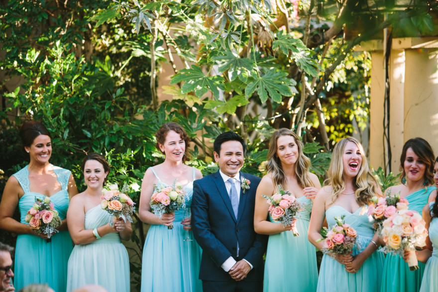 Garden Wedding As Sweet As Pie – Photo by Let's Frolic Together