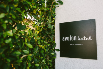 Retro Vibes at the Avalon Hotel – Photo by Let's Frolic Together