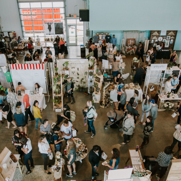 Makers Arcade Spring 2016 – Photo by Let's Frolic Together