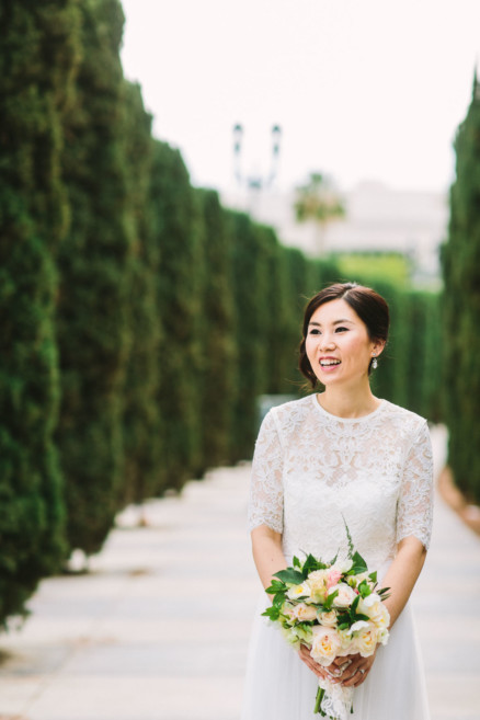 Historic Horton Grand Hotel Wedding – Photo by Let's Frolic Together