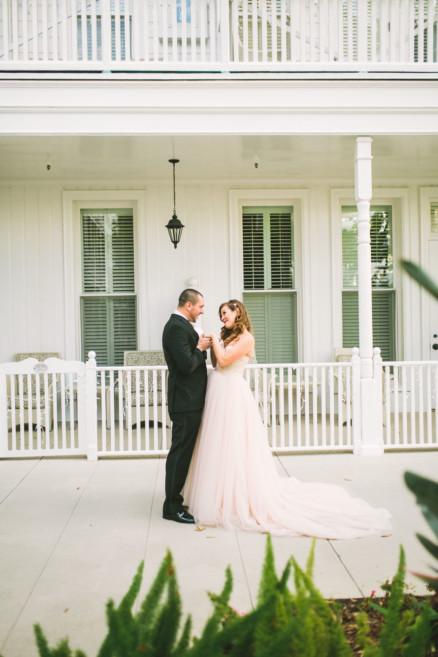 Fun and Flirty Coronado Wedding – Photo by Let's Frolic Together