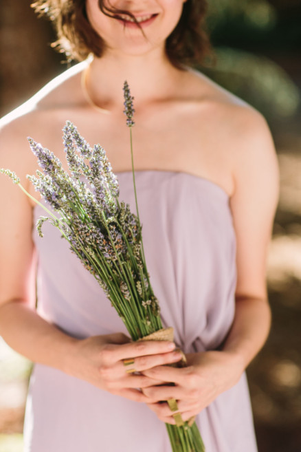 A Redwoods Fairytale Wedding – Photo by Let's Frolic Together